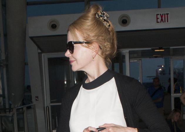 Η αψυχολόγητη beauty κίνηση της ημέρας: η Nicole Kidman με animal printed κλάμερ!