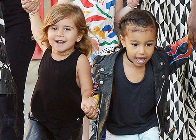 Η Kylie Jenner έφτιαξε ειδικά Lip Kit για τις ανιψιές της North και Penelope!