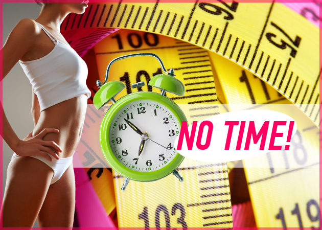 No time fitness routine! Μία άσκηση -μόνο- την ημέρα αρκεί… Έχεις 3 λεπτά;   tlife.gr