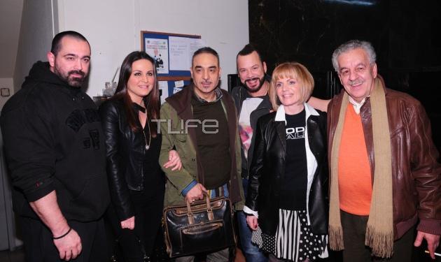 Ν. Σφακιανάκης: Το TLIFE στην παρουσίαση των νέων του τραγουδιών! Φωτογραφίες   tlife.gr