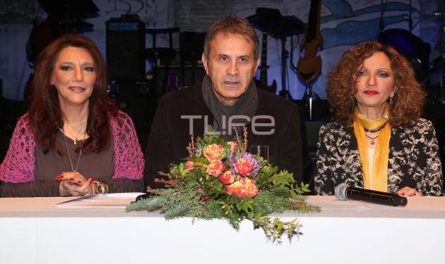 Γιώργος Νταλάρας – Γλυκερία – Ελένη Βιτάλη: Πού ξανασυναντιούνται μετά από 35 χρόνια; | tlife.gr