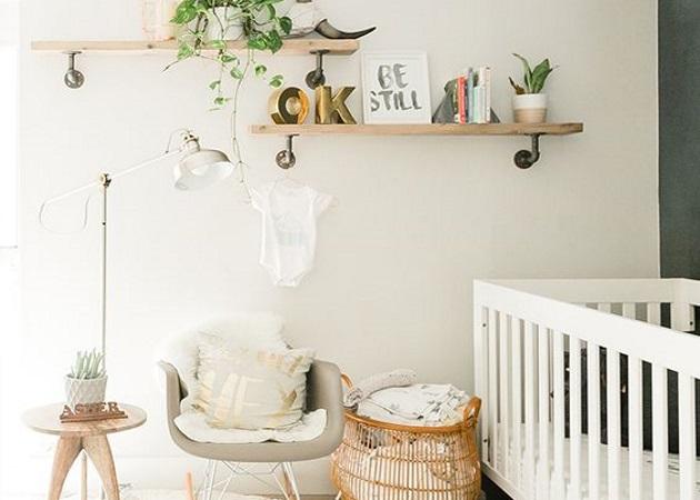 Μωρουδιακό δωμάτιο: 10 προτάσεις για το πιο stylish bebe δωμάτιο που δεν είναι γαλάζιο και ροζ!