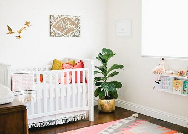 Μωρουδιακό δωμάτιο: Πώς να διακοσμήσεις το πιο stylish bebe υπνοδωμάτιο χωρίς καθόλου κόπο και άγχος