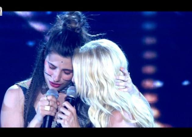 Χ Factor – Ημιτελικός: Η Νωαίνα επέστρεψε στη σκηνή του show!