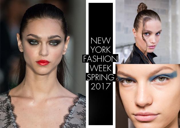 Τα ωραιότερα beauty looks που είδαμε στο fashion week της Νέας Υόρκης για την άνοιξη του 2017! | tlife.gr
