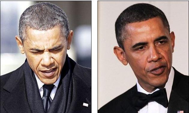 Έβαψε τα μαλλιά του ο Ομπάμα; | tlife.gr