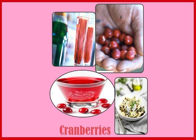 Cranberry, ο καρπός της υγείας και της ευεξίας…