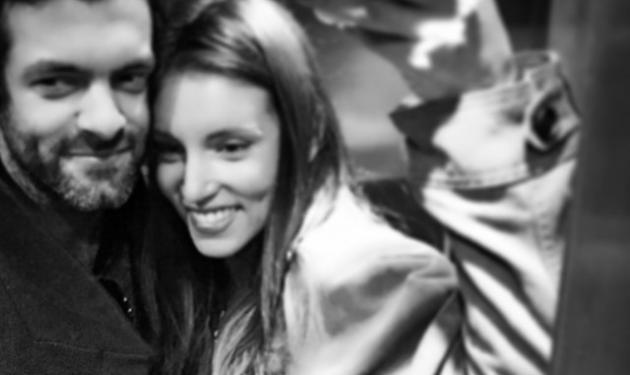 Αθηνά Οικονομάκου: Για καφέ με τον σύντροφό της και τον σκηνοθέτη Δημήτρη Αρβανίτη!   tlife.gr