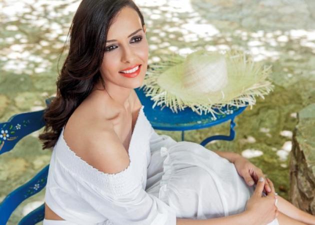 Όλγα Λαφαζάνη στην Τατιάνα: Η τηλεόραση, ο γάμος με τον Νίκο Οικονόμου και η κόρη τους! | tlife.gr