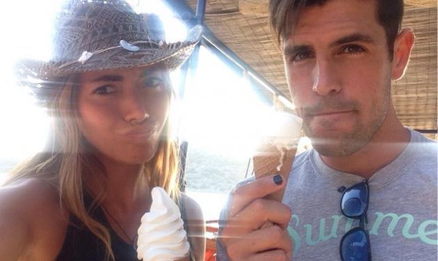 Όλγα Φαρμάκη: Πέρασε ένα χαρούμενο καλοκαίρι με τον αγαπημένο της Γιώργο Γιγουρτάκη! | tlife.gr