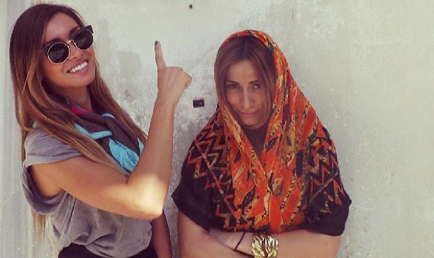 Όλγα και Γωγώ Φαρμάκη: Ταξίδι στην Κωνσταντινούπολη! | tlife.gr