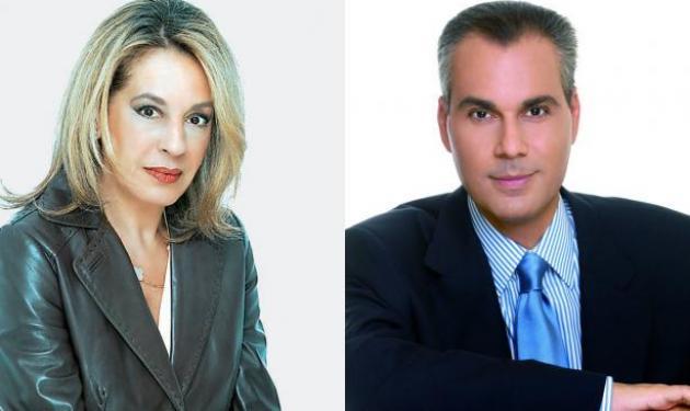 Η επίσημη ανακοίνωση του Mega για την Όλγα Τρέμη και τον Νίκο Στραβελάκη | tlife.gr