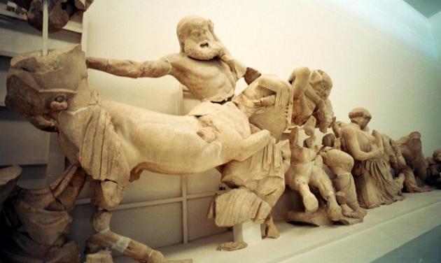 Όλες οι εξελίξεις από τη μεγάλη ληστεία στο μουσείο της αρχαίας Ολυμπίας | tlife.gr