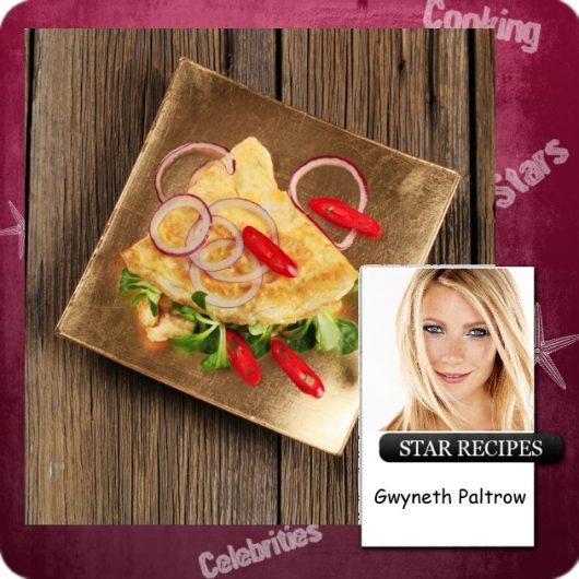 Η ομελέτα με λαχανικά της Gwyneth Paltrow | tlife.gr