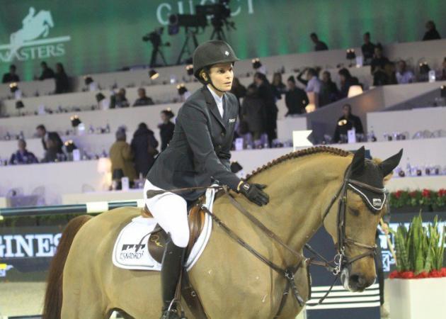 Ατύχημα με το άλογο για την Αθηνά Ωνάση! | tlife.gr