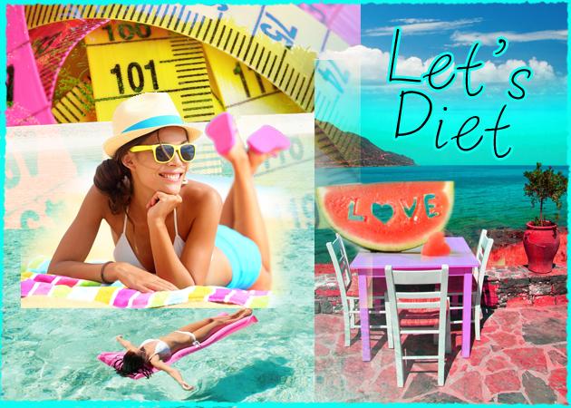 Χάσε κιλά όσο είσαι διακοπές! Το πλάνο διατροφής για τις μέρες που βρίσκεσαι στο νησί | tlife.gr