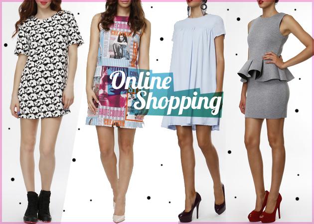 ONLINE SHOPPING: 18 εντυπωσιακά φορέματα σε τιμές κάτω από 60 ευρώ!