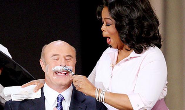 Η Oprah σε ρόλο… μπαρμπέρη! | tlife.gr