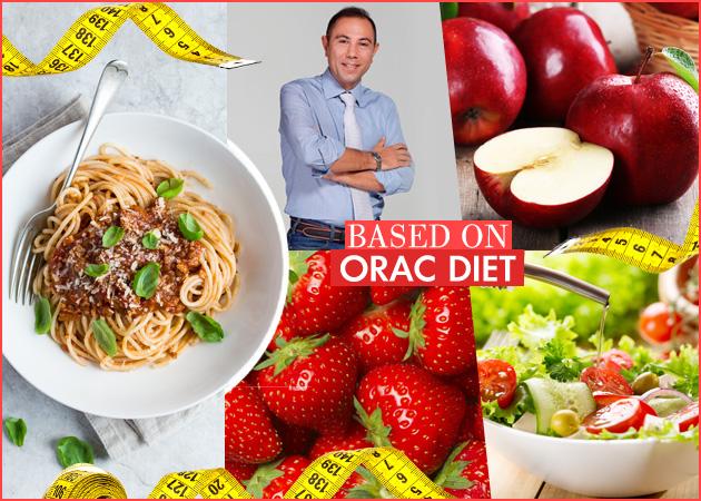 Δίαιτα των βιταμινών: Η νέα δίαιτα του Δημήτρη Γρηγοράκη για να χάσεις τα κιλά του χειμώνα