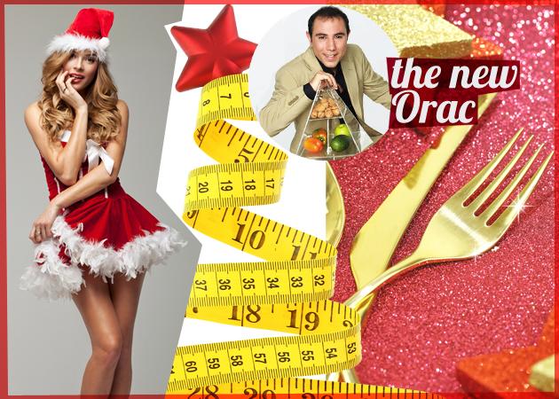 Χάσε κιλά και τα Χριστούγεννα με τη νέα δίαιτα Orac του Δημήτρη Γρηγοράκη | tlife.gr