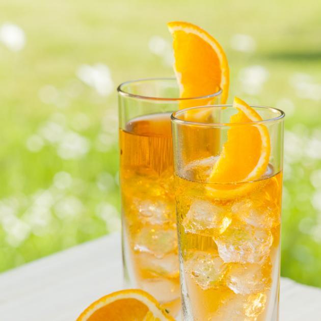 Orange Spitzer