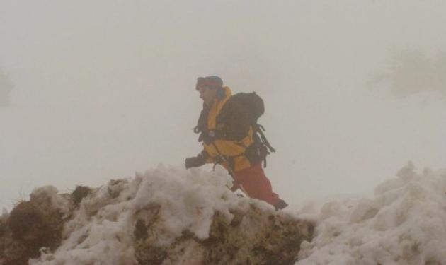 Μακεδονία: Bρέθηκε σώος ο αγνοούμενος ορειβάτης στα Πιέρια Όρη!
