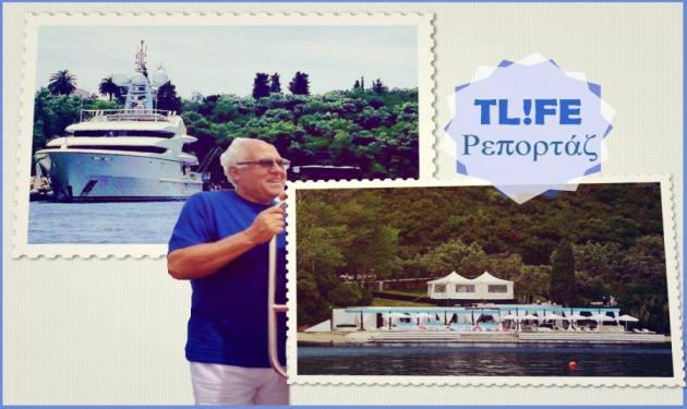 O Έλληνας μάνατζερ του Σκορπιού, οι βίλες – κοσμήματα της Λευκάδας και το γαλλικό ντοκιμαντέρ για το πάρτι, που θα παρουσιάσει ο Αλιάγας! | tlife.gr