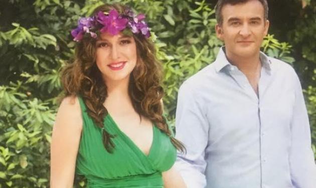 Νίκος Ορφανός – Αντιγόνη Παφίλη: Οι τρυφερές φωτογραφίες του γιου τους στο Instagram   tlife.gr