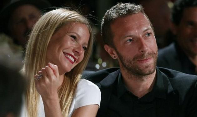 Chris Martin: Οργάνωσε πάρτι στην πρώην σύζυγο του Gwyneth Paltrow!