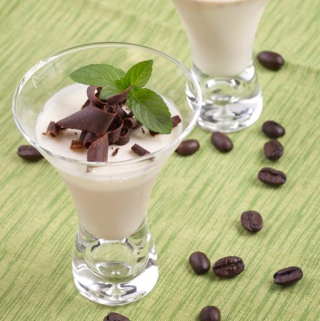 Panna Cotta Coffee