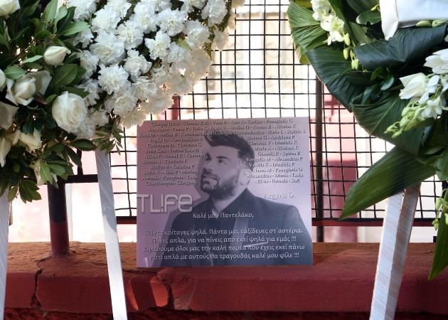 """Κηδεία Παντελίδη: """"Να στηρίξουμε την οικογένειά του. Αυτό θα ήθελε κι εκείνος"""" – Βίντεο"""