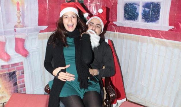 Κ. Παπουτσάκη: Πρωτοχρονιά στην αγκαλιά του συζύγου της, Π. Πιλαφά! | tlife.gr