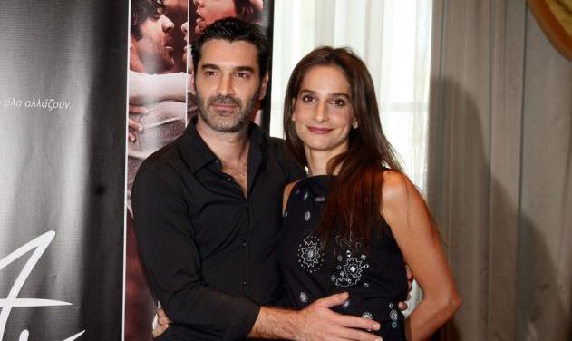 Χ. Παπακαλιάτης: νέος έρωτας με την πρωταγωνίστρια της νέας του ταινίας, Μ. Καλογήρου; | tlife.gr