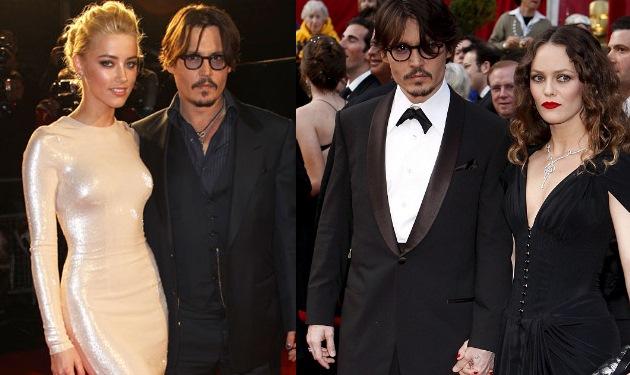 V. Paradis: Η πρώην του J. Depp, έδωσε τις ευχές της για τον αρραβώνα με την 27χρονη Α. Heard!