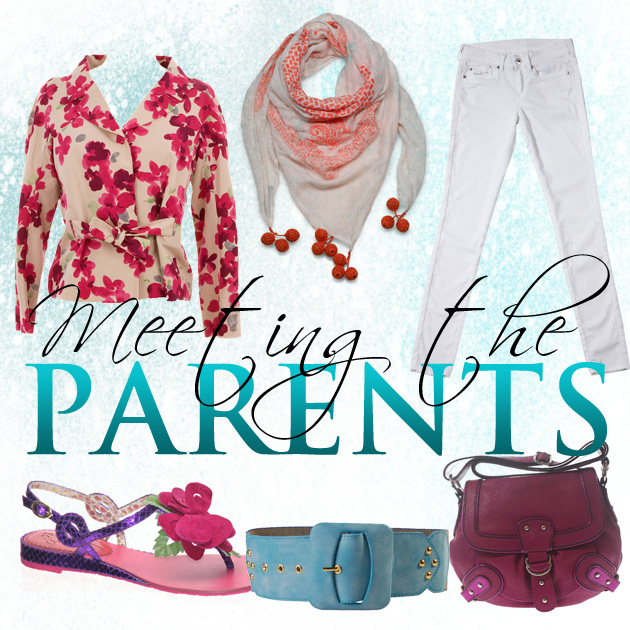 1 | Meeting the parents...