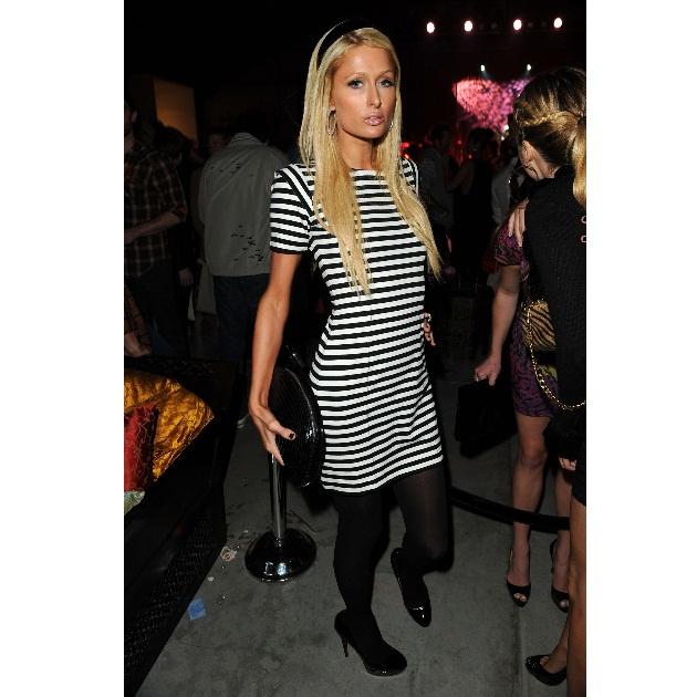 1 | Paris Hilton