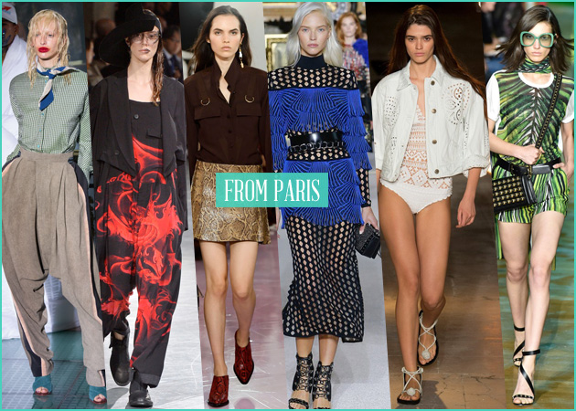 Fashion Week: Μια βόλτα στις πασαρέλες του Παρισιού και στις κολεξιόν της επόμενης άνοιξης! (Part 1)