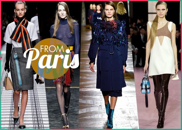 Paris Fashion Week F/W 2015: Τι έδειξαν οι μεγαλύτεροι οίκοι για τον επόμενo χειμώνα (part 1)!   tlife.gr