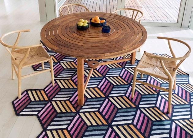 Parquet rugs: Τα… ελλειπτικά χαλιά της GAN είναι το νέο guilty pleasure μας! | tlife.gr