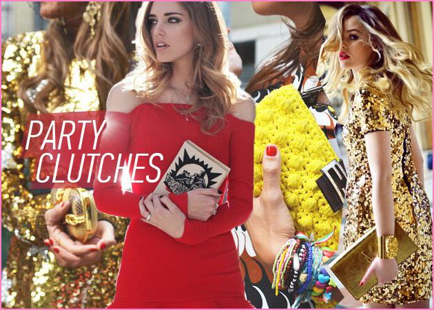 Εντυπωσιακά party clutches για να αναβαθμίσεις το εορταστικό σου look! | tlife.gr