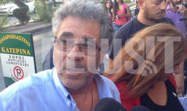 Η συγκλονιστική μαρτυρία του πατέρα του 34χρονου που δολοφονήθηκε στο Κερατσίνι | tlife.gr