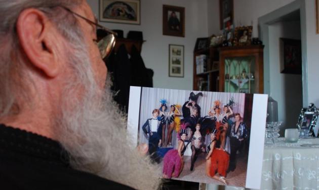 Ο χορευτής Jonathan που έγινε Πατέρας Μαρτινιανός! | tlife.gr
