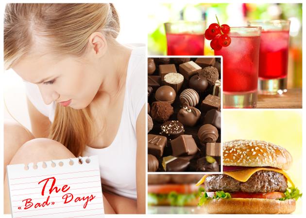 6 διατροφικές αλήθειες για τις δύσκολες μέρες του μήνα! Ναι, θέλεις σοκολάτα. Γιατί;