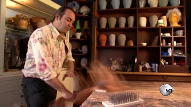 Αναρωτήθηκες ποτέ πώς φτιάχνονται οι περούκες;