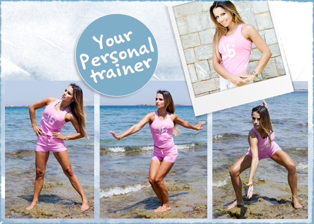 ΑΣΚΗΣΕΙΣ για να διώξεις τα παχάκια από τη μέση και να αποκτήσεις επίπεδη κοιλιά! | tlife.gr