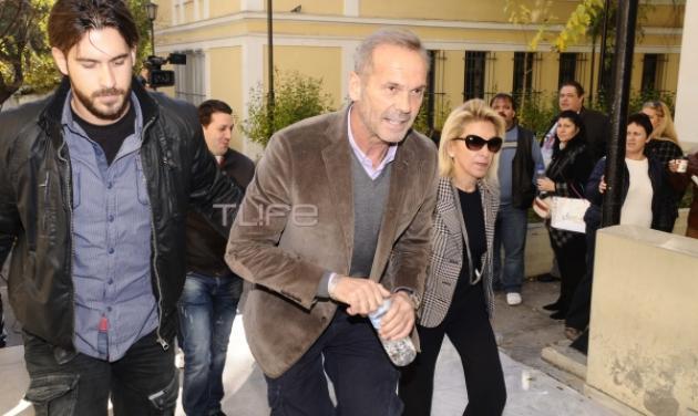 Πέτρος Κωστόπουλος: Πήρε προθεσμία για αύριο- κατηγορίες σε βαθμό πλημμελήματος που αφορούν «μη καταβολή χρεών προς το Δημόσιο»