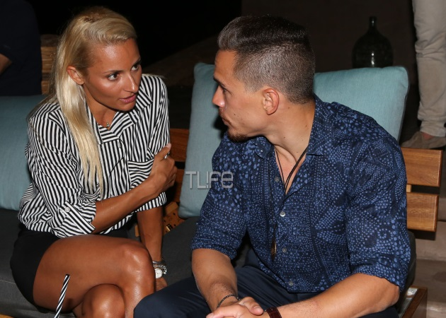 Λευτέρης Πετρούνιας: Στη Μύκονο με το κορίτσι του ο χρυσός Ολυμπιονίκης! Φωτογραφίες | tlife.gr