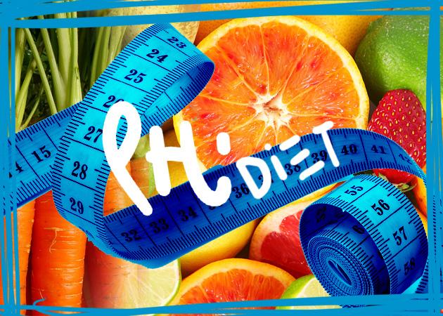 Αλκαλική δίαιτα! Αν θέλεις να αδυνατίσεις δεν έχεις παρά να ισορροπήσεις το pH σου…