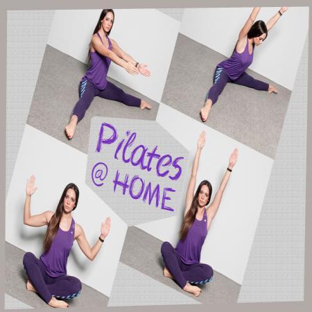 3 | PILATES: Ασκήσεις για να τονώσεις τα χέρια χωρίς όργανα