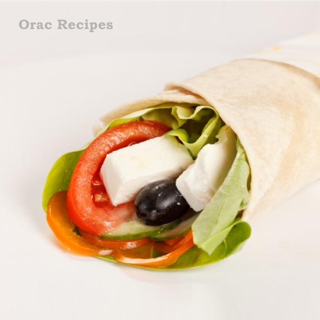Αραβική με φέτα και λιαστή τομάτα